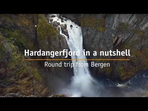 Hardangerfjord in a nutshell