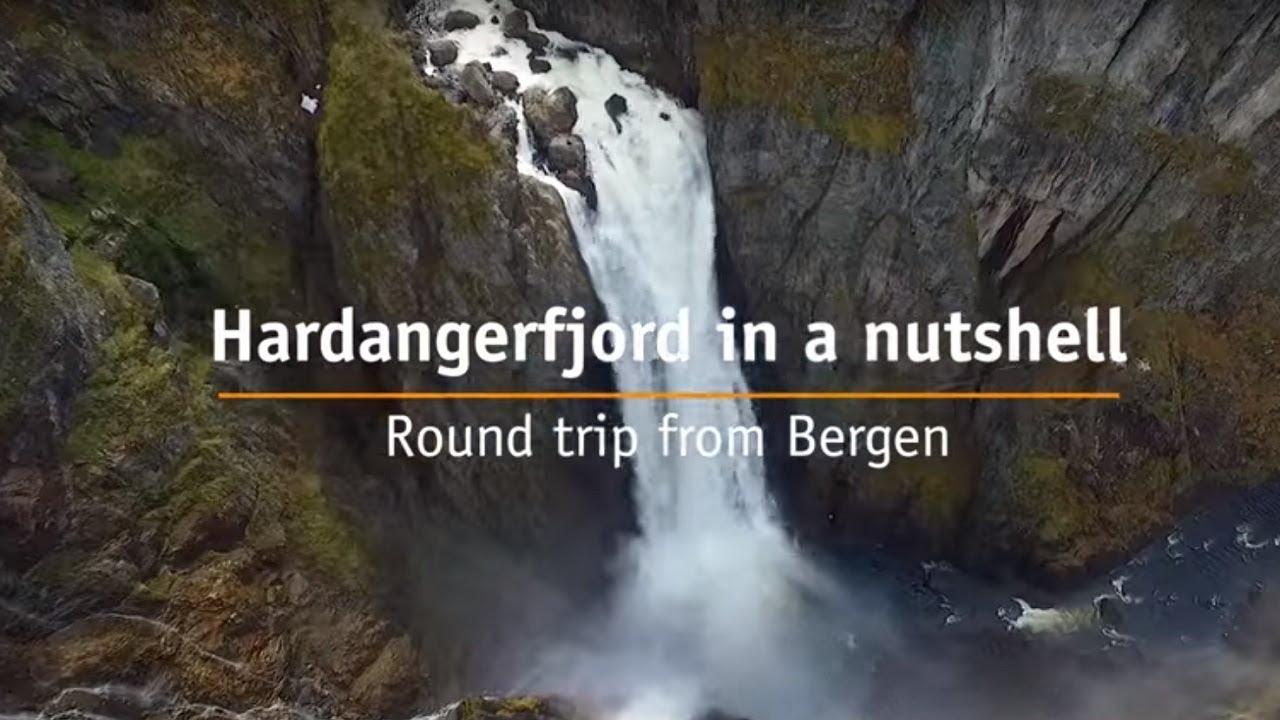 Thumbnail: Hardangerfjord in a nutshell