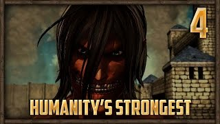 [4] MYSTERIOUS MMA TITAN - (Attack on Titan: Wings of Freedom PC Gameplay w/ Surreal)