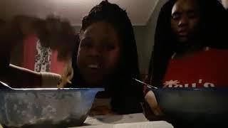 Noodle challenge (cece a cheater)