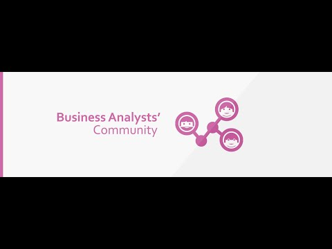 Business Analysts' Meet-up # 9: BA in Startup