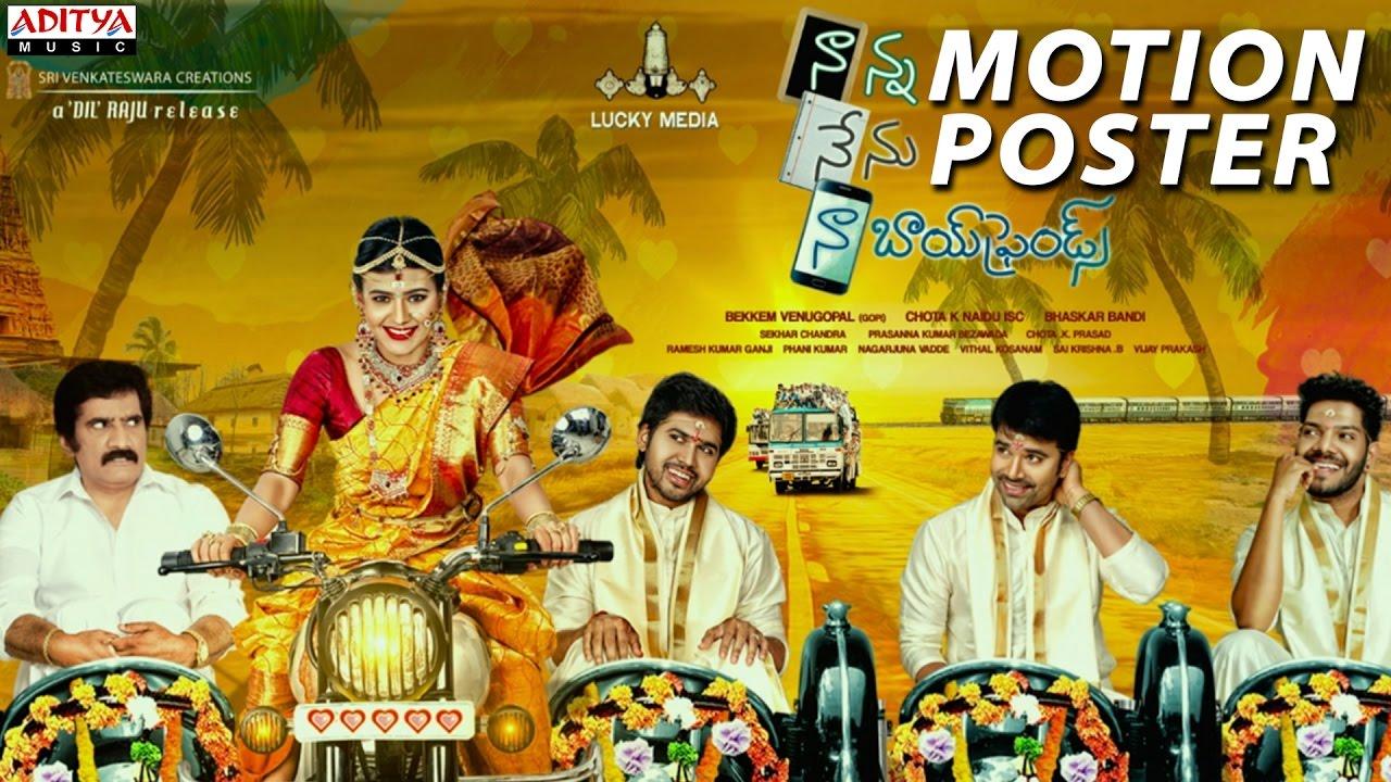 Naanna Nenu Naa Boyfriends HD Telugu Movie Watch Online