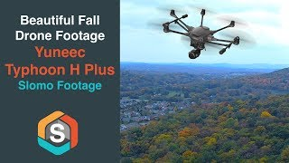Tennessee is Beautiful in the Fall - Yuneec Typhoon H+ (Plus) 4K Drone