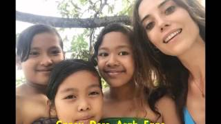 Cansu Dere Trip - Bali 2017