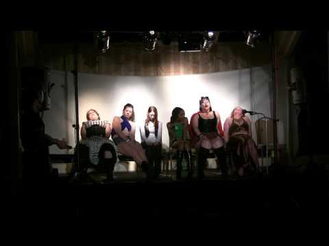 Aaron Glotfelter's Erotic Hypnosis Show 1 Wicked Faire 2011 Clip 2