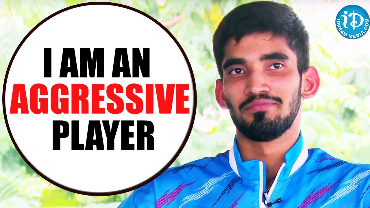 I Am An Aggressive Player Srikanth Kidambi Talking Sports