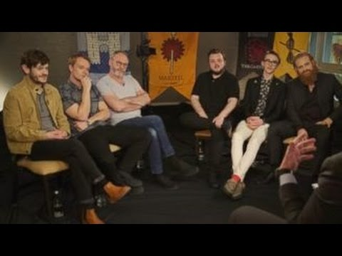 Men of 'Game of Thrones' EXCLUSIVE Interview