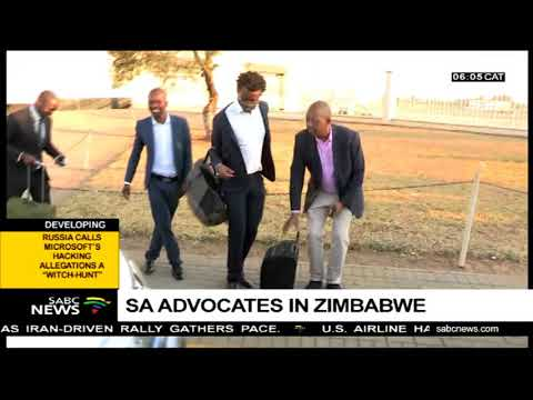 SA advocates in Zimbabwe