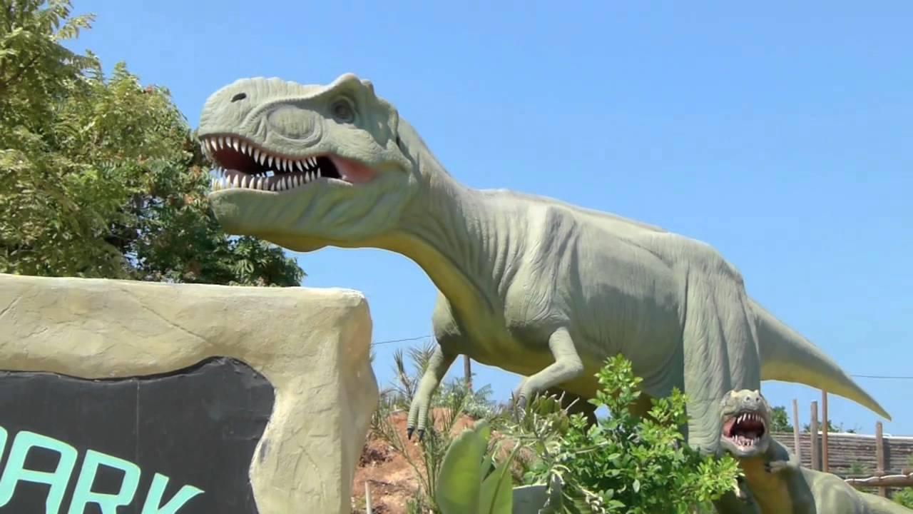 Dinosauria Park - YouTube