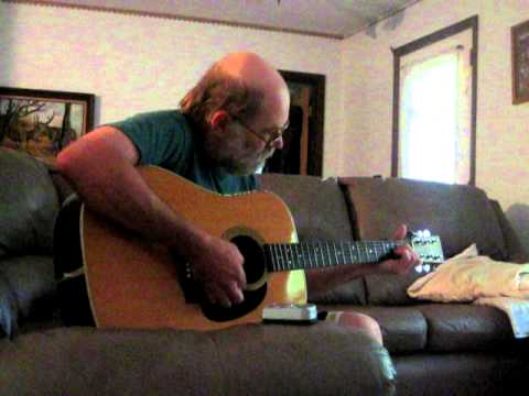 Mistakes - Don Williams (By my Dad)