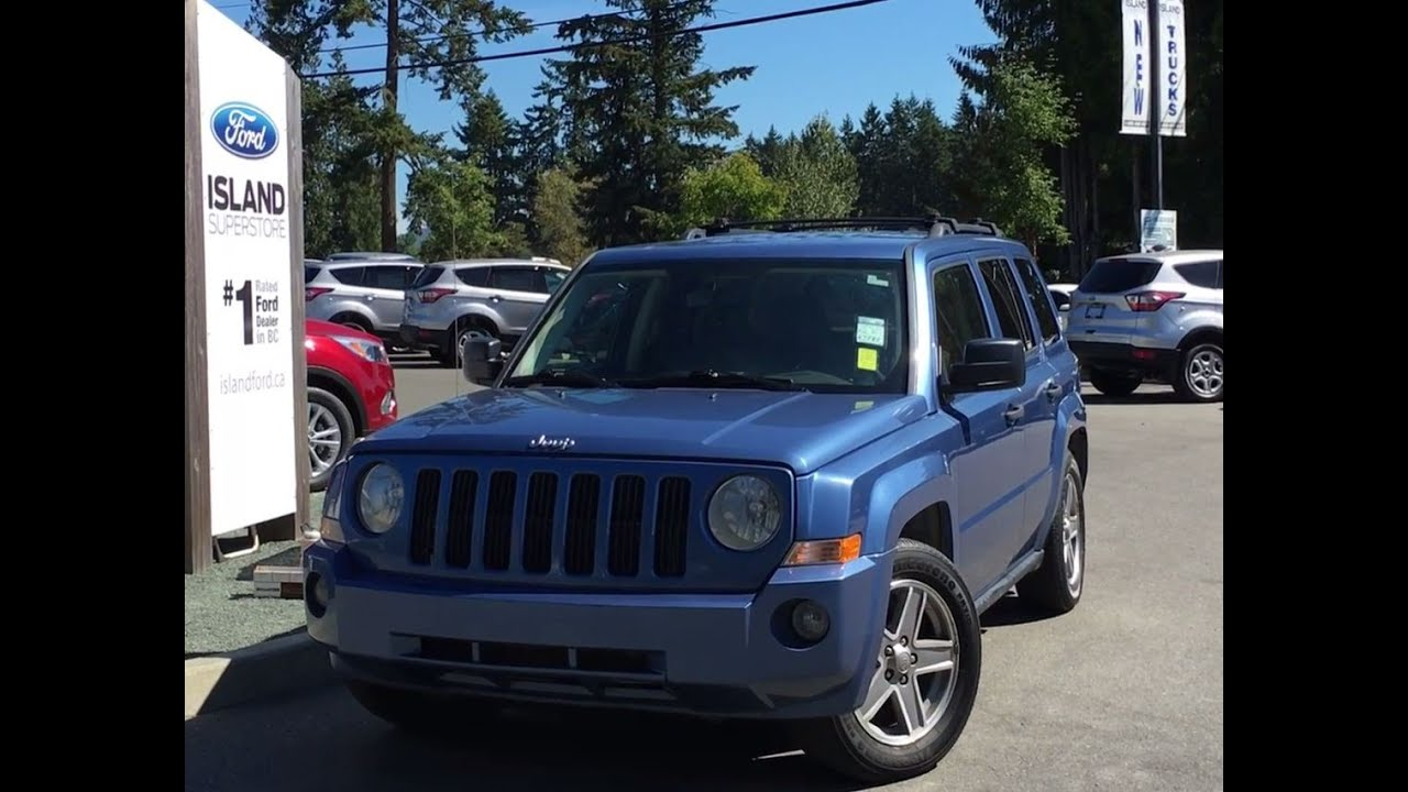 2007 Jeep Patriot Sport +Home Link Review | Island Ford