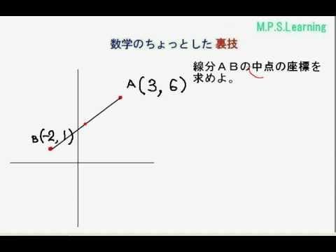 中1数学(中点の座標の求め方 ... : 一次関数の利用 問題 : すべての講義