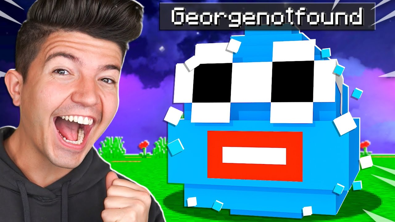 Minecraft but YouTubers are Cows…