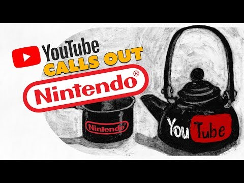 YouTube CALLS OUT Nintendo - The Know Game News thumbnail