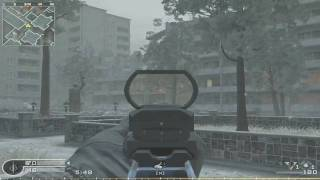 Call of Duty 4 - Multiplayer - Bloc [HD] (PC)