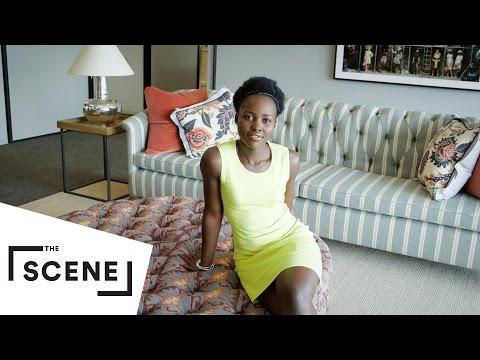 露琵塔尼詠歐Lupita Nyong'o:「如果我不當演員,我會是個按摩治療師!」 73個快問快答 EP12