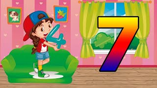 Learn numbers for kids | Learn numbers for toddlers