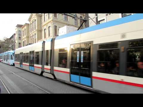 Vacation Turkey: Istanbul - Sultanahmet Tram - Turkey