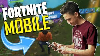 FAST MOBILE BUILDER on iOS / 760+ Wins / Fortnite Mobile + Tips & Tricks!