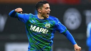 Giacomo Raspadori   Sassuolo   Skills & Goals