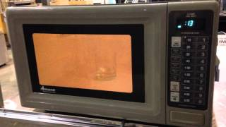 Lot Amana Commercial Microwave