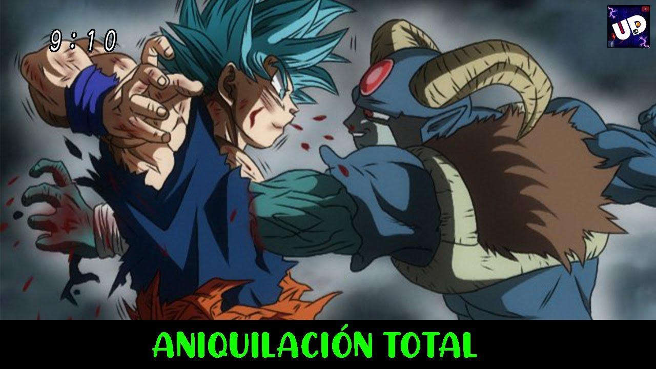Manga 62 Dragon Ball Super Completo En Español - Aniquilación Total