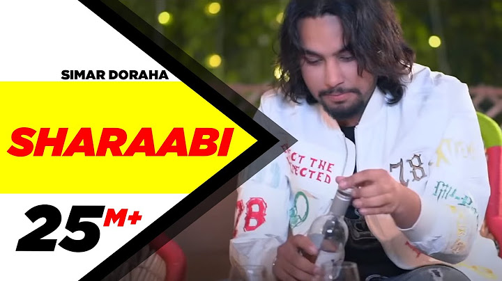 sharaabi official video  simar doraha  mixsingh  latest punjabi songs 2020  speed records