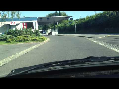 Austria - Slovenia border crossing