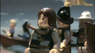 Christopher Columbus - Lego Stop Motion