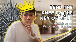 Bend The Knee to The Key of GoT | Robi Domingo