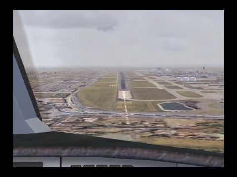 THE BEAST landing at Heathrow!!