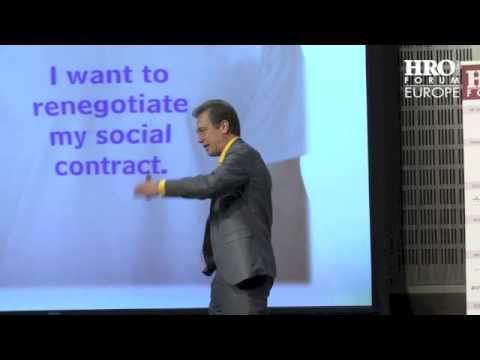 HRO Today Forum EU 2013 - Deep Dive: Procurement and HR Executing Successfully