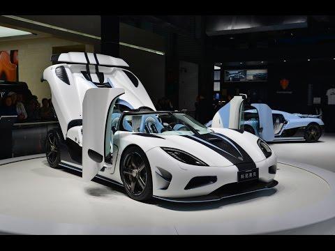 Top 3 der schnellsten Autos der Welt