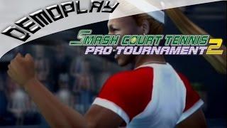 Demoplay: Smash Court Tennis Pro Tournament 2