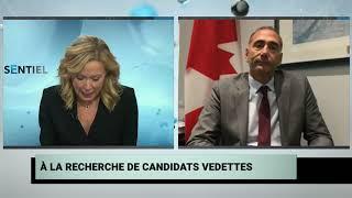 Entretien avec le nouveau lieutenant du Parti conservateur au Québec