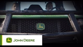John Deere Gator - Brandmovie