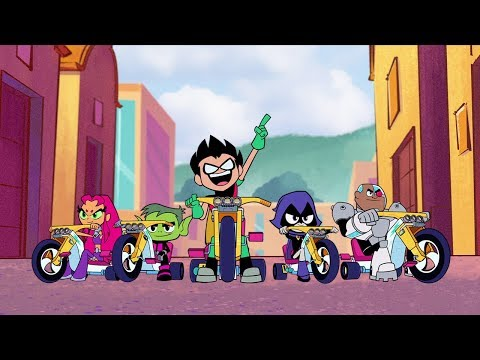 Teen Titans GO! To The Movies - Time Cycles [HD] Mp3