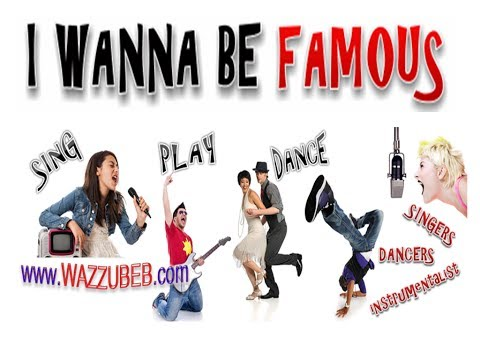I WANNA BE FAMOUS SEASON 2 | World First Global Interactive Talent Contest