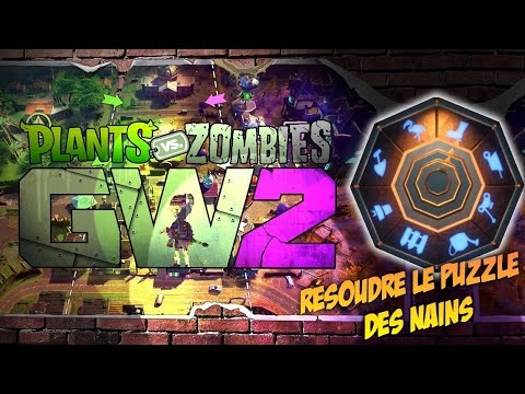 Full Download Plants Vs Zombies Garden Warfare 2 Solving The Gold Gnome Lever Puzzle