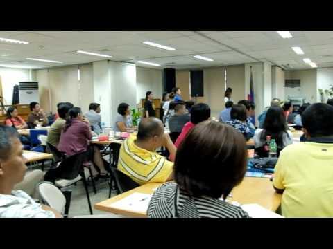 NEGOSYO UNIVERSITY TALK