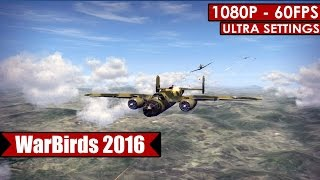 Warbirds 2016 gameplay PC HD [1080p/60fps]