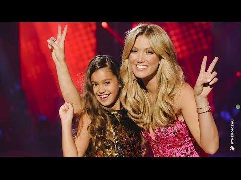 Congratulations Alexa!   The Voice Kids Australia 2014