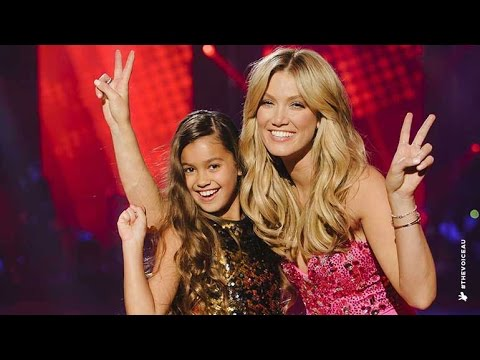 Congratulations Alexa! | The Voice Kids Australia 2014