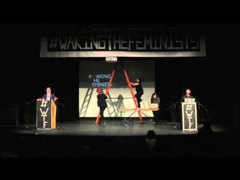 Part 3: #WakingTheFeminists at Liberty Hall 8 Mar 2016