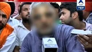 AAP's Patiala candidate Dharam Veer Gandhi attacked