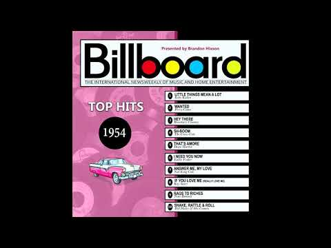 Billboard Top Hits  1954