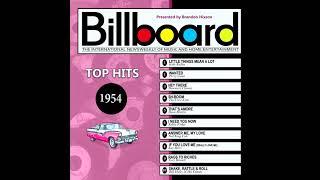Billboard Top Hits - 1954