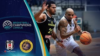 Besiktas Sompo Sigorta v Falco Szombathely - Full Game - Basketball Champions League 2019-20