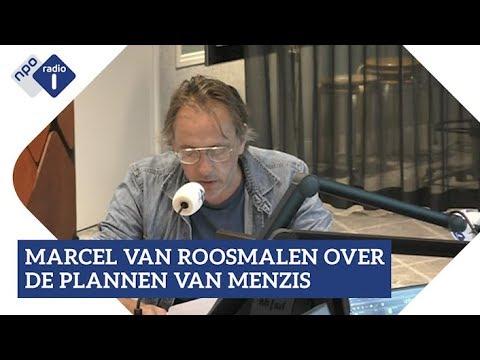 Marcel van Roosmalen over de plannen van Menzis   NPO Radio 1