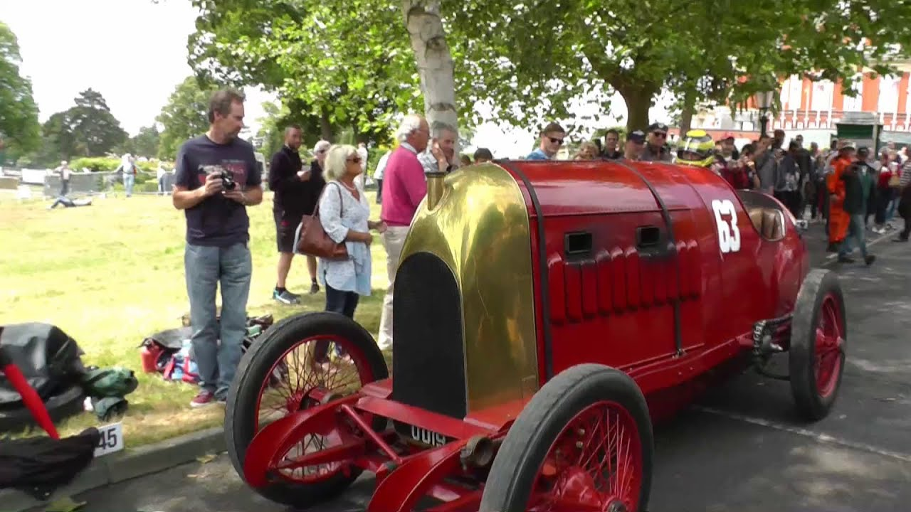 Fastest Car In The World 2015 >> The Beast of Turin The Fiat S76, unofficially the fastest ...